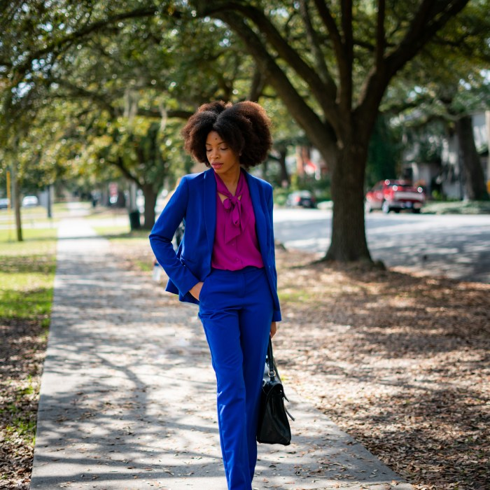3 Ways to Style Your Power Suit