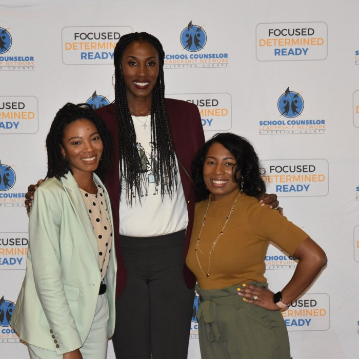 Thoughts, Reflections and Meeting Lisa Leslie