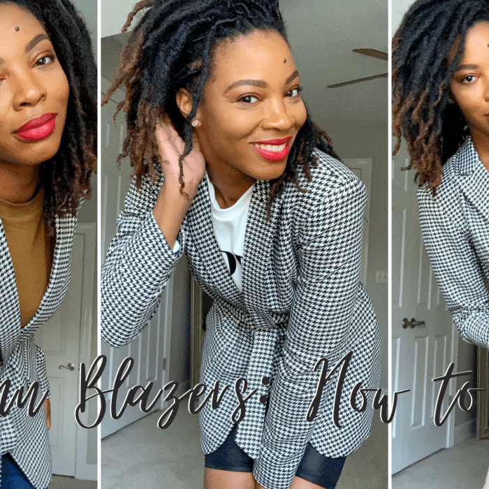 Styling Blazers for Fall