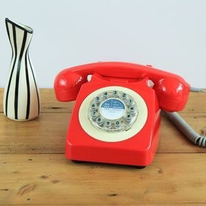 Reproduction style telephones by Notonthehighstreet.com