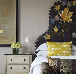 Pippa Caley fabrics for Firmdale Hotels