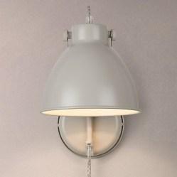 Norton wall light, £45, John Lewis