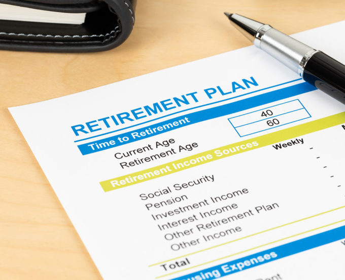 getting your retirement account
