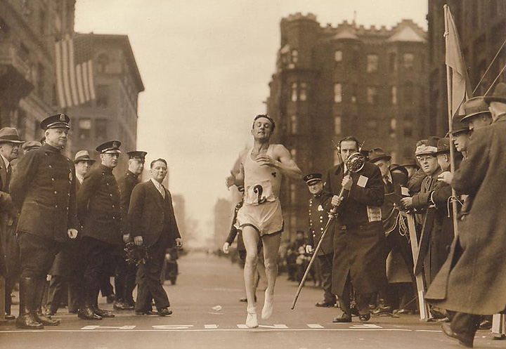 Boston Marathon 1935