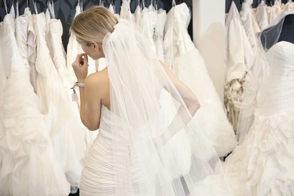 Brides who donate