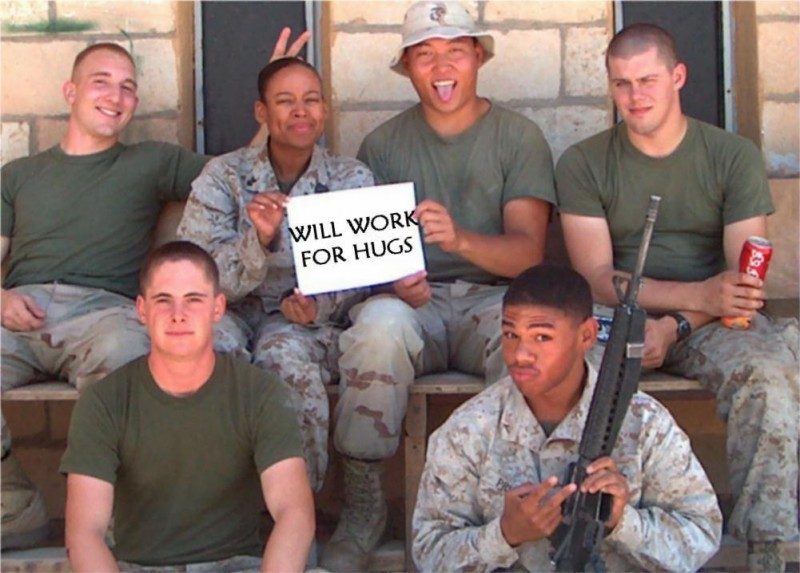 Marines_-_Will_Work_For_Hugs