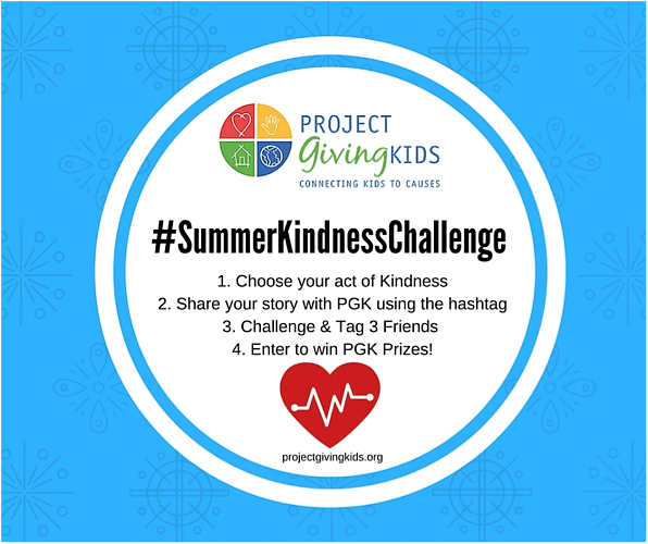PGK summer kindness