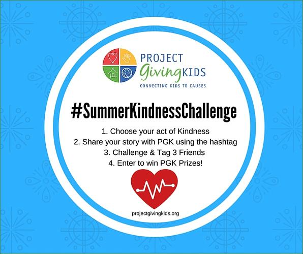 PGK summer kindness