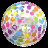 rainbow-dot-ball