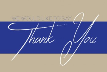 Corporate Thank You Cards: Who Should You Send Them To?