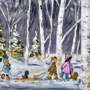 christmas-greeting-card-fresh-air-puppies-by-katerina-mertikas.jpg