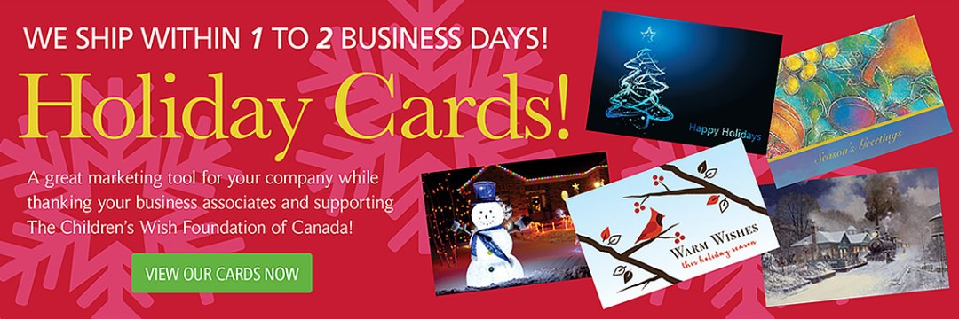 Business Holiday Greeting Card Christmas Corporate Cards Canada