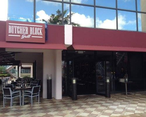Butcher Block Grill