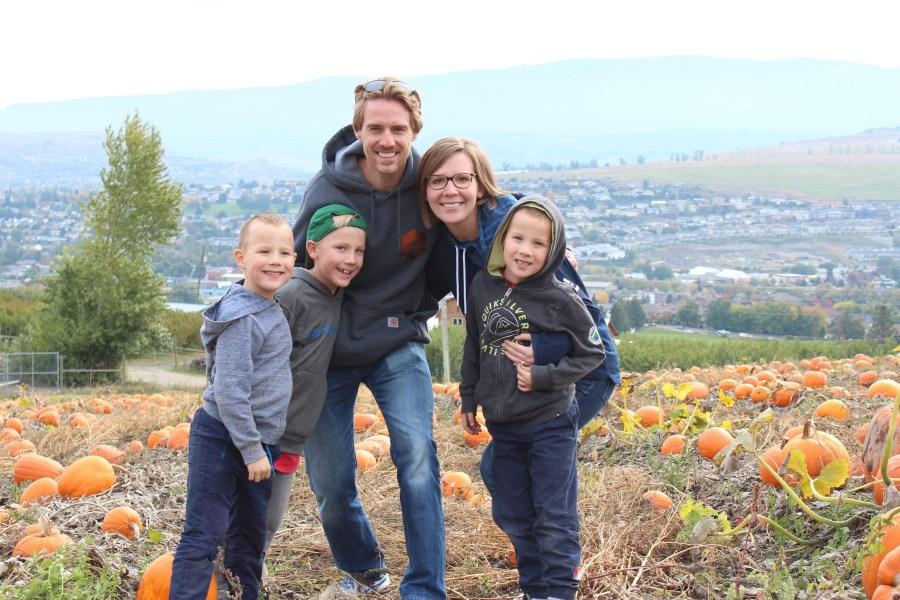 joelle family