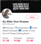 #join - go after your dreams