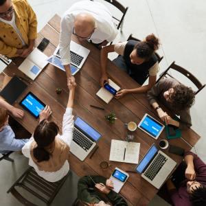 Charity Search Group Hiring Development Staff
