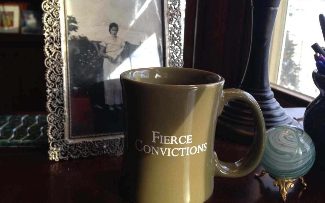 Read and Respond: Fierce Convictions