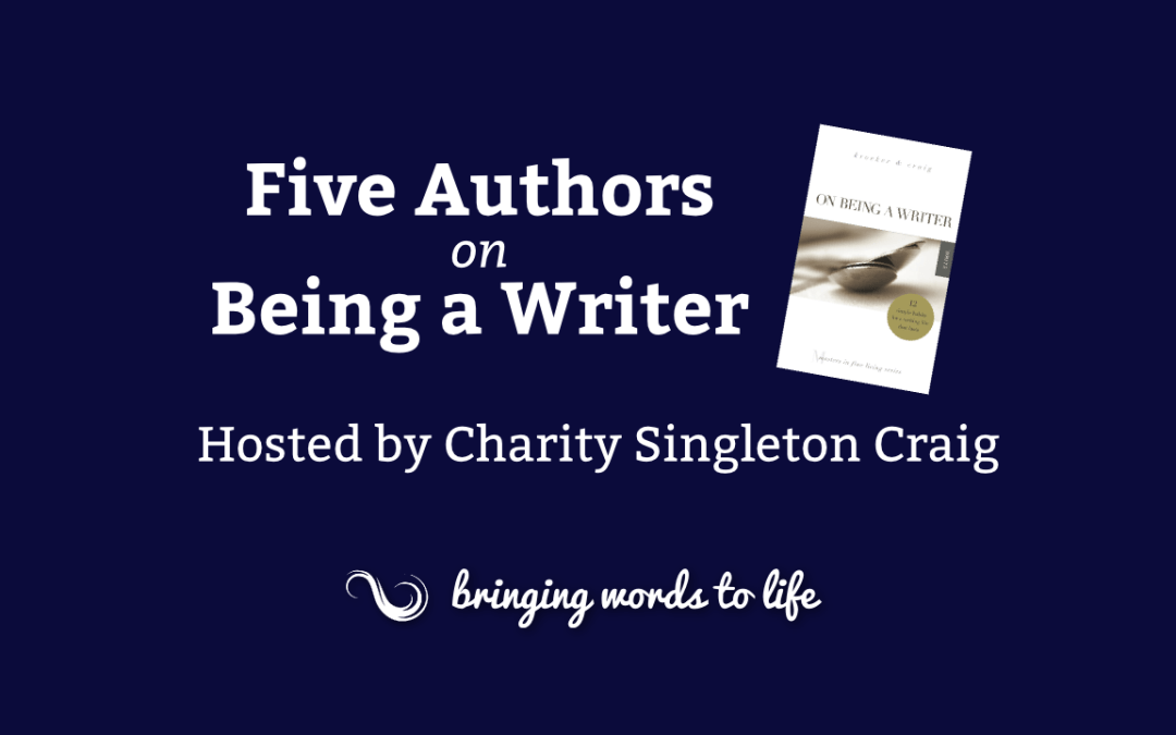 Five Authors on Being a Writer – Episode 1 – Ann Kroeker