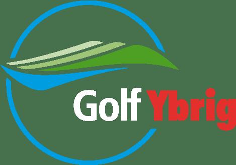 Golf Club Ybrig Sponsor Logo Golfer Rüdiger Böhm Charity Golf Event Golf Club Ybrig