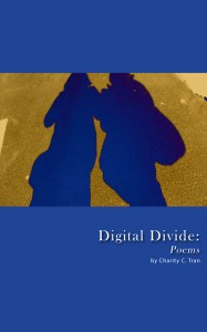 Kindle Cover for Digital Divide: Poems by Charity Tran