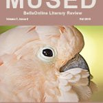 Mused: BellaOnline Literary Review - Fall 2013 Cover