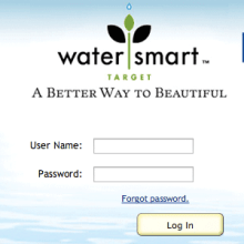 SDCWA – WaterSmart Target