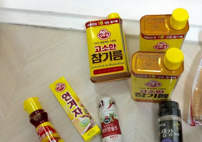 {food} 愛做菜的人去韓國首爾必買 韓國麻油 香噴噴 又好用 – 水果奶油蛋糕小姐 {Lasharlote}