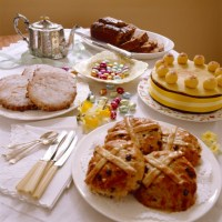 Mother's Day Bakes : the Victorian Way