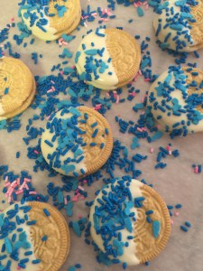 Gender Reveal Party Snacks