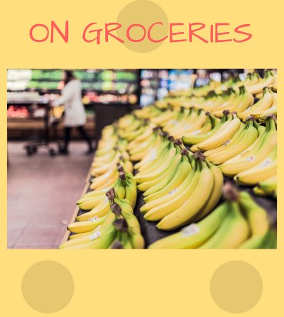 Save on Groceries blog image