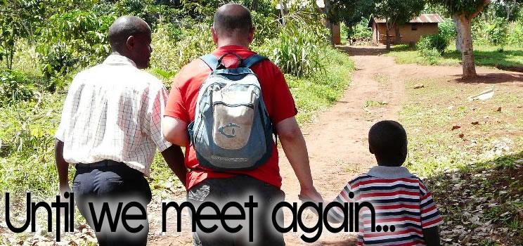 Uganda update day 8