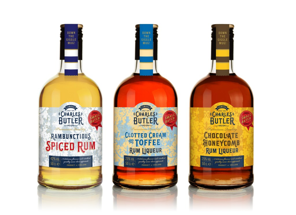 Charles Butler Rum Collection