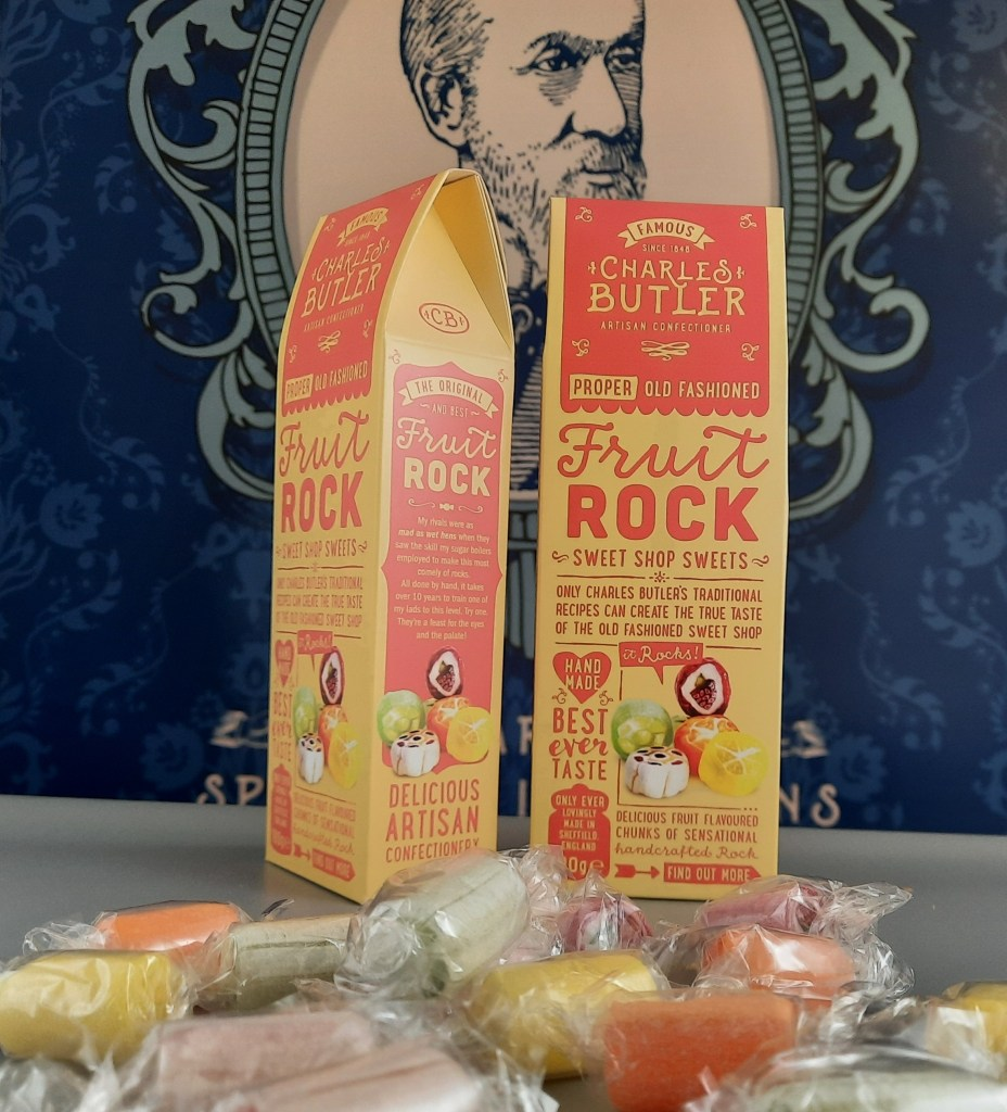 Charles Butler Fruit Rock 190g