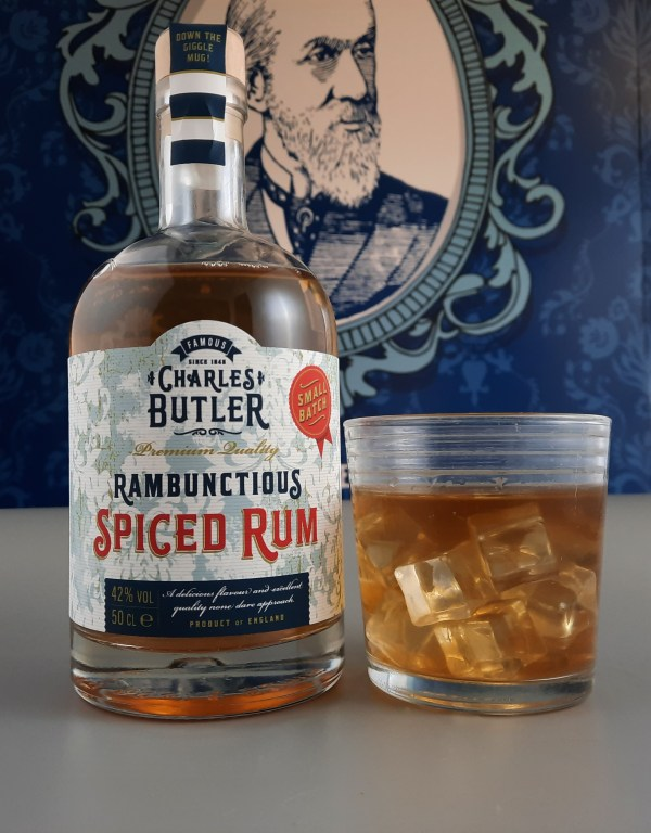 Charles Butler Rambunctious Spiced Rum