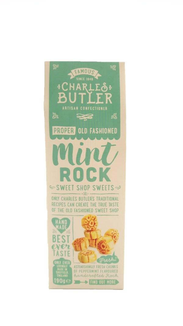 Charles Butler Mint Rock box