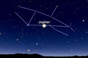 Detail: Constellation Virgo.