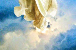 Detail: Jesus Christ Returns for the Church