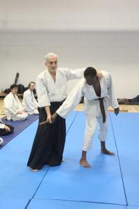 Charles Harris Aikido 6th Dan