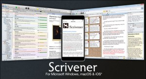 Scrivener review by Charles Harris