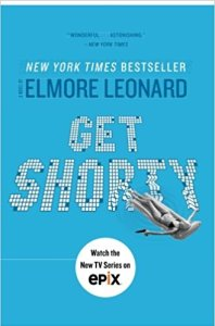 Get Shorty by Elmore Leonard reviewed by Charles Harris