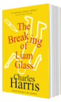 The Breaking of Liam Glass front cover