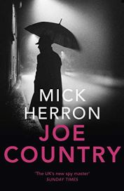 Cover - Joe Country by Mick Herron - review by Charles Harris
