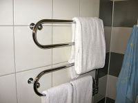Installing A Heated Towel Rack