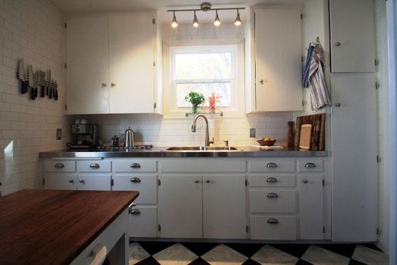 Stainless Steel Countertops Kitchen