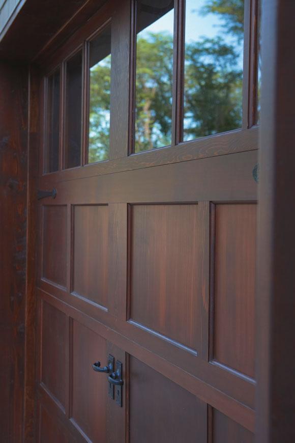 What S New In Garage Door Designs And Materials