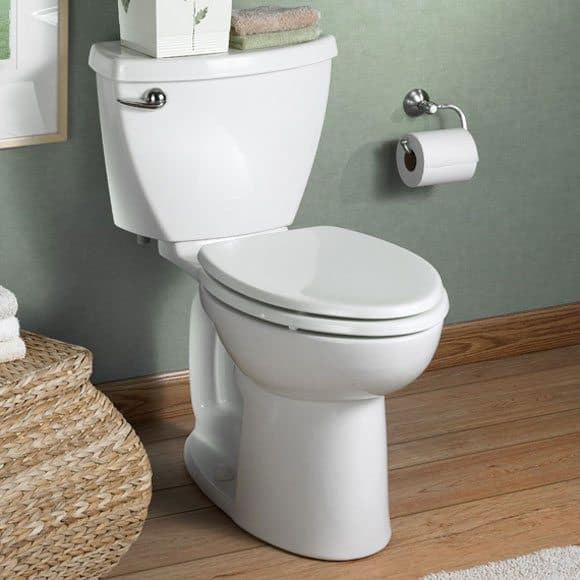 How To Install An American Standard Cadet 3 Toilet No