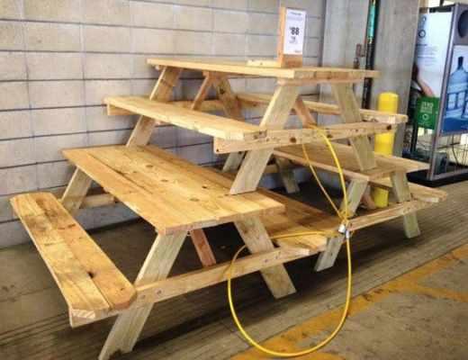 build-picnic-table