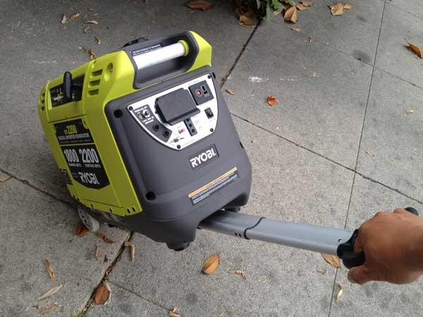 generator-pull-handle