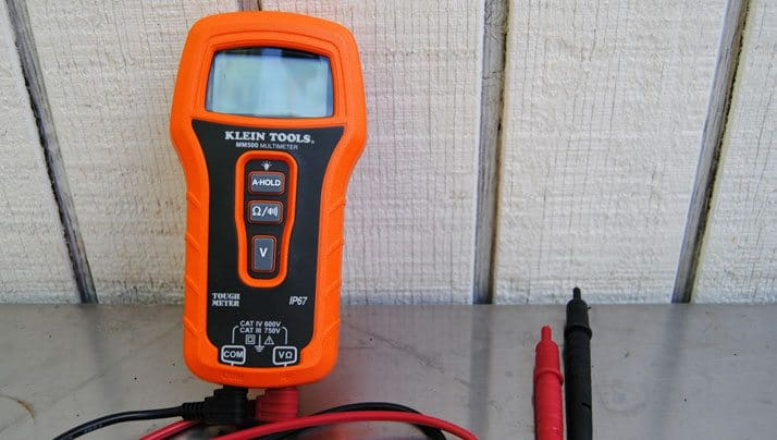 klein-multimeter-test