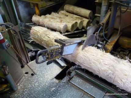WoodMill_Bolt Cutting Process